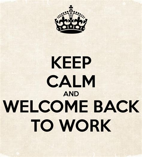 Quotes About Back Work