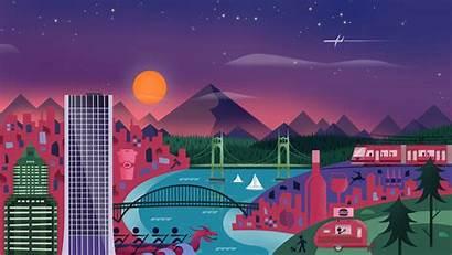 Portland Wallpapers