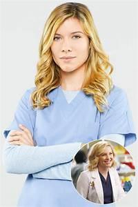 'Grey's Anatomy's' Tessa Ferrer: Leah is 'Really Smitten ...