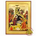 Byzantine Icons Nativity Orthodox Nioras