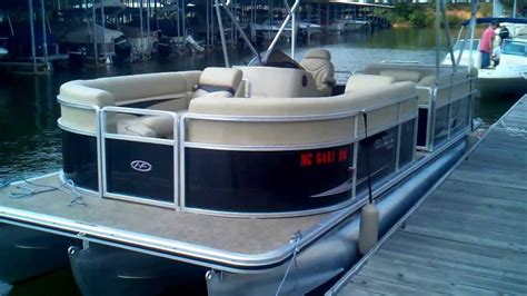Used Pontoon Boats For Sale In Charlotte Nc by 2012 Harris 240 Tri Toon W 150hp Used Pontoon For Sale
