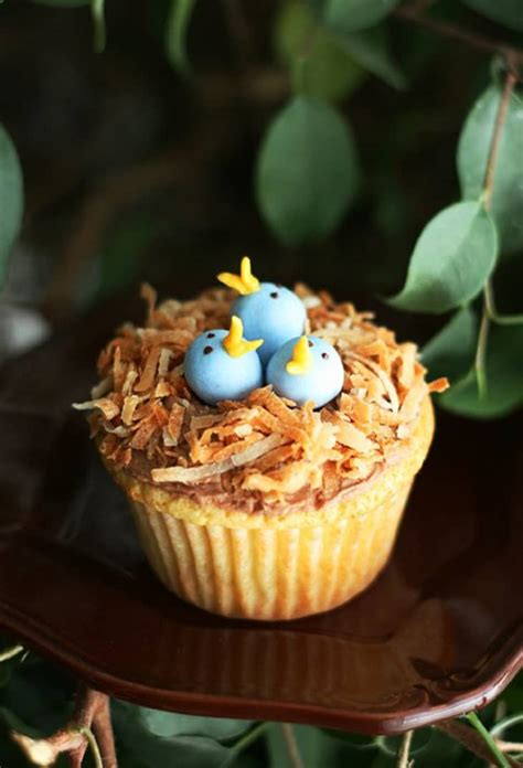 See more ideas about recipes, desserts, egg free desserts. Put a Bird on It: 5 Easter Desserts with Eggs in Nests ...