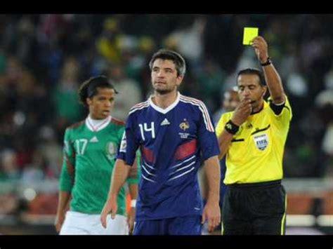 México vs. Francia Mundial 2010 Sudáfrica - YouTube