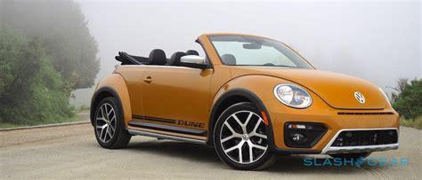 Beetle Dune 2017 by 2017 Volkswagen Beetle Dune Convertible Review Slashgear