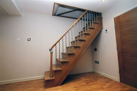 Finishing Basement Stairs Ideas  Basement Gallery