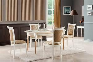 Italienische Möbel Esszimmer : klassische m bel im italienischen stil in massivholz verona3 ~ Lateststills.com Haus und Dekorationen
