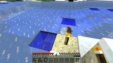 minecraft blocks items ice youtube