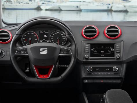 Interni Seat Ibiza Seat Ibiza Sc Foto Panoramauto