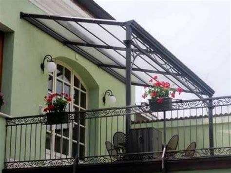 coperture per terrazzi in ferro pergole in ferro battuto addossate autoportanti per