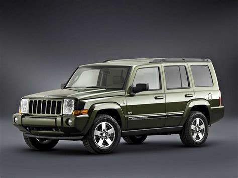 jeep limited 2006 2006 jeep commander limited 4x2 jeep colors