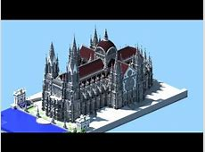 Minecraft Imperial City Cathedral with map download