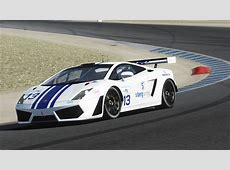 Gallardo GT3 SBerg Racing #13 RaceDepartment