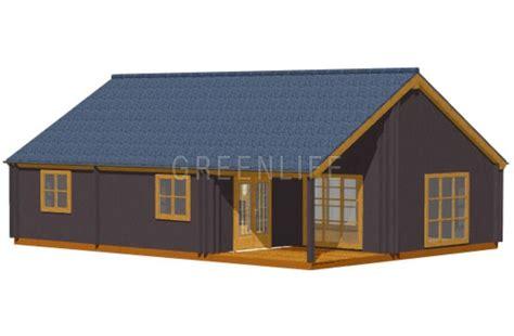 chalet bois cle en maison bois lea 104 maison bois greenlife