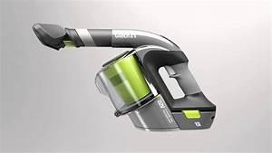 Gtech Multi Cordless Hand  U00adheld Vacuum Cleaner - 3d Animation