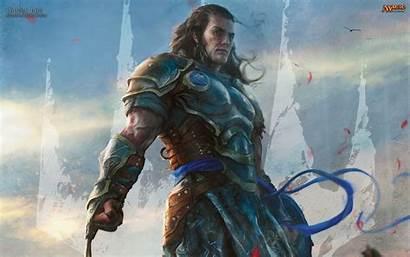 Gathering Magic Mtg Fantasy Cards Wallpapers Gideon