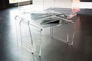 Tables Gigognes Ikea : table console david lange ~ Teatrodelosmanantiales.com Idées de Décoration