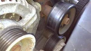 How To Replace A Tensioner Pulley 1996 Jeep Cherokee