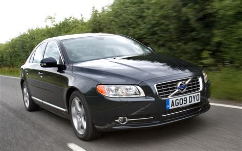 Volvo S80 2018 Widescreen Exotic Car Picture 01 Of 50