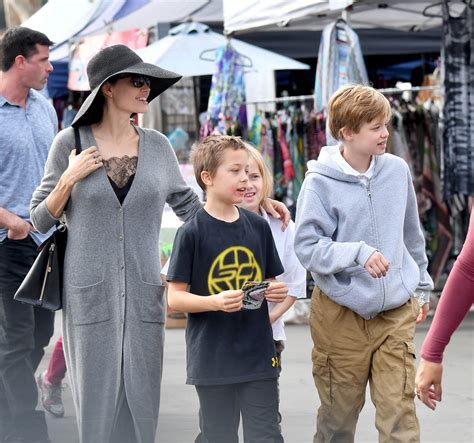 nominated for two golden globes after weekend with kids at the flea market
