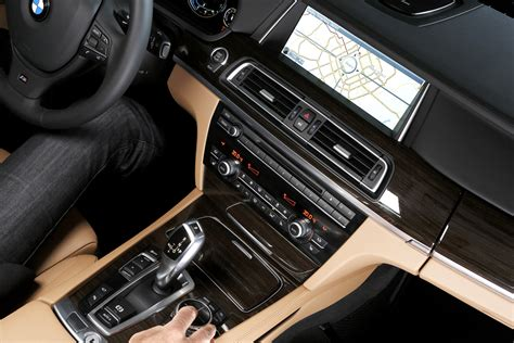 Bmw Idrive Touch Controller System Officially Announced