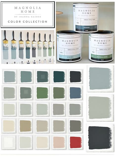 Magnolia Decor joanna gaines chalk style paint line