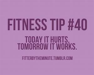 fact, fit, fitness, motivation, quote - image #3560284 by ...