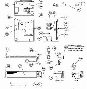 Carrier Split System Parts