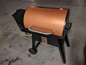 Traeger 22 U0026quot  Pellet Grill
