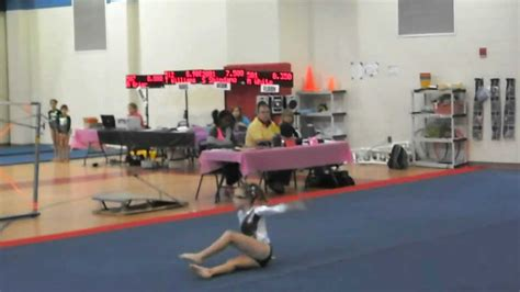 Usag Level 3 Floor Routine 2012 by Madelyn Hull Level 5 Gymnastics Floor Routine