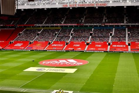 Man U Vs Southampton / Manchester United V Southampton ...