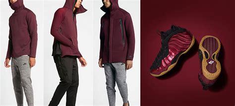 Nike Air Foamposite One Maroon Clothing | SneakerFits.com