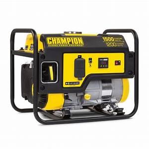 Champion Generator C41155 Parts Diagram