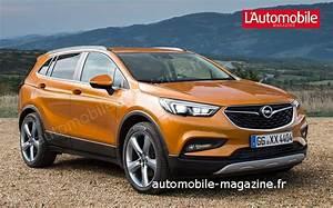 Futur Suv 2019 : un grand suv chez opel l 39 horizon 2019 l 39 automobile magazine ~ Medecine-chirurgie-esthetiques.com Avis de Voitures