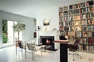 Home, Library, Bookshelf, Design, Photos