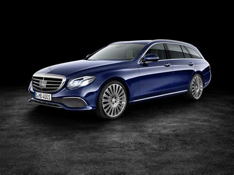 2017 Mercedesbenz Eclass Wagon Is Both Spacious And