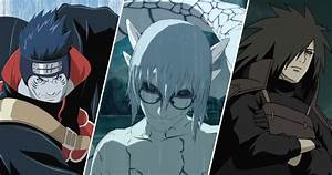 Naruto: The 20 Most Dangerous Villains In The Franchise ...  Naruto