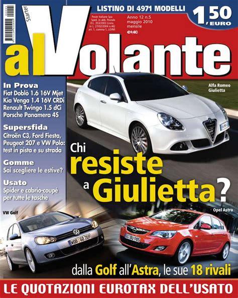 Il Volante by In Edicola Il Numero Di Maggio Di Alvolante