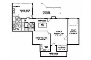 one story floor plans with basement pictures one story craftsman house plans