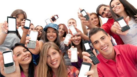 teen cell phone mobile phones learnenglish council
