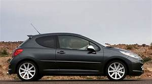 Peugeot 207 Gti  2007   First Official Pictures