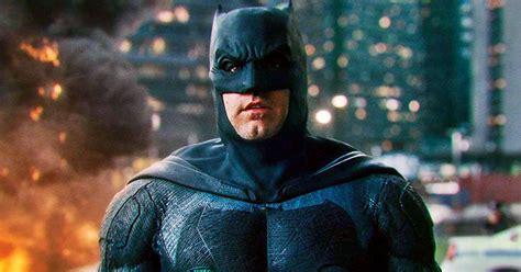 Rumor: ¡Ben Affleck podría regresar como Batman para ...