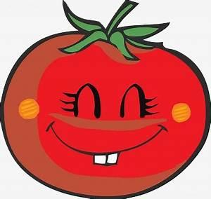 Cartoon Tomato | www.pixshark.com - Images Galleries With ...