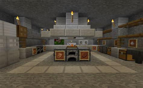 Kitchen In Minecraft Pe by Minecraft Kitchenminecraft Projects Minecraft Kitchen With