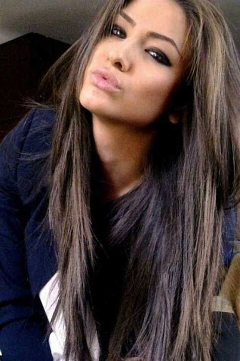 brunette long hairstyles ideas long layered hair pinterest long hairstyle brunettes