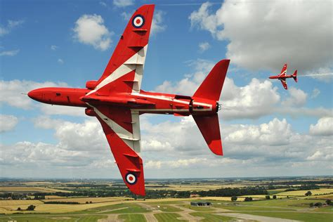 Fear of Landing – The Red Arrows
