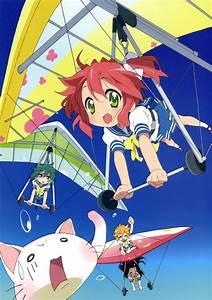 Lucky Star (Minami Iwasaki, Yutaka Kobayakawa, Patricia ...