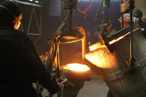 Casting Foundry - Iron Foundry   Newby Foundries