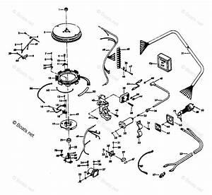Mercury Chrysler Outboard Parts By Hp  U0026 Model 45hp Oem