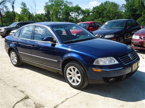 2004 Volkswagen Passat Gls 1.8t For Sale In Cincinnati, Oh