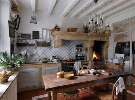 cuisine de charme ancienne cagne une maison de famille pleine de charme